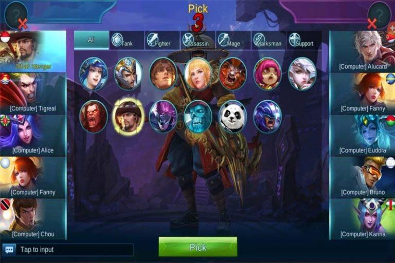 Draft Hero By Jonooit